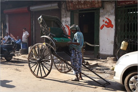The streets of Calcutta – a photo gallery