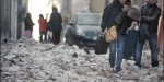 In pictures: the earthquake in L'Aquila, Italy