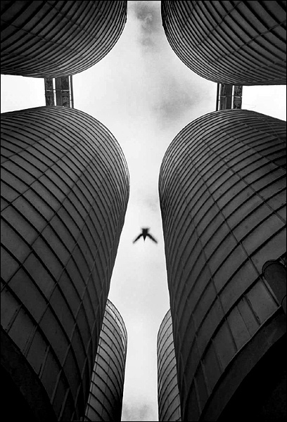 Urban geometry :: architectural and urban photos by Andrey Ovrutsky