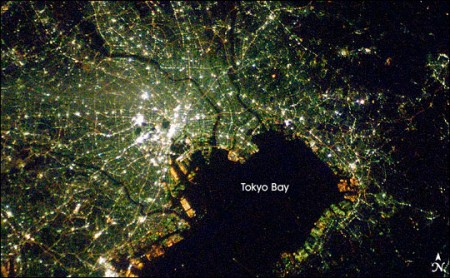 Cities at Night: The View from Space