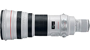 The Making of a Canon 500mm f/4L Lens