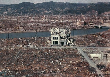 Hiroshima, 64 years ago – a photo gallery @ The Big Picture
