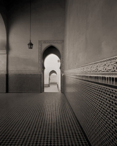 Moroccan slowlight – pinhole photography by Katie Cooke