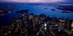 Aerial views of New York - photos by Jason Hawkes