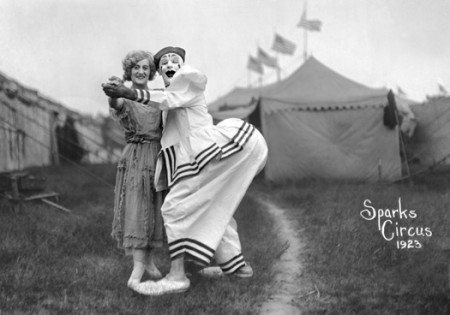 Circus: The Photographs of Frederick W. Glasier