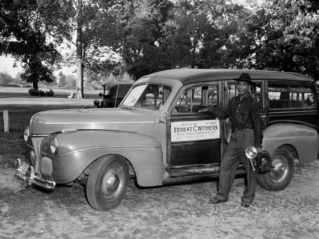 US civil rights photographer Ernest Withers was also a FBI Informant