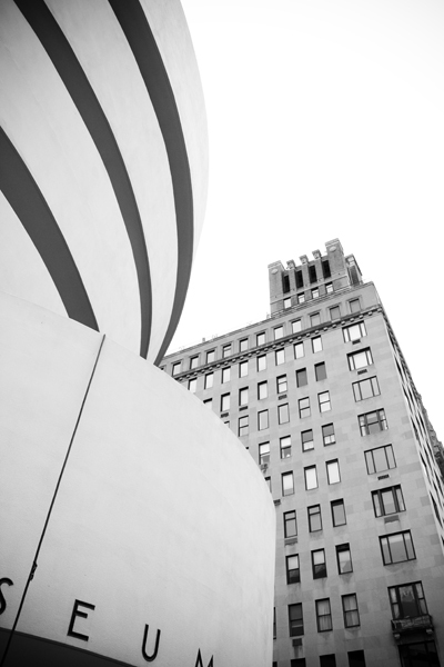 New York City – black and white photos by Alan Guilloux