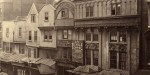 A room to let in Old Aldgate - historic photos of urban London
