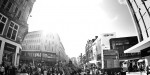 Liverpool - black and white photos by Paul Leatham