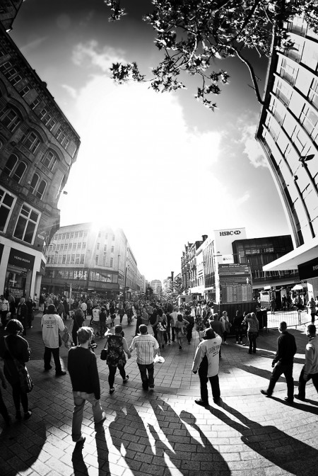 Liverpool – black and white photos by Paul Leatham