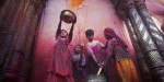 The Holi festival in Vrindavan - photos by Daniel Berehulak