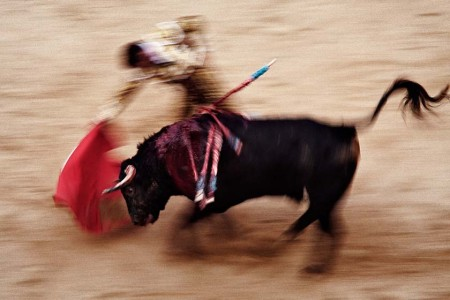 The Last Bullring in Barcelona – photos by Charlie Mahoney