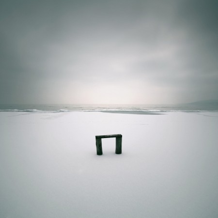 Minus – icy winter landscapes by Akos Major