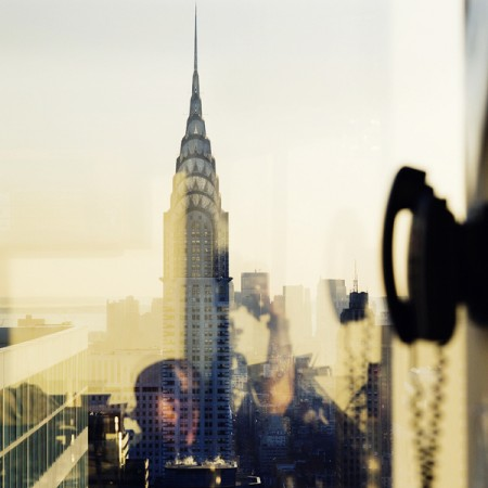 NYC from 601 Lexington – photos of urban landscapes by Matt Mawson