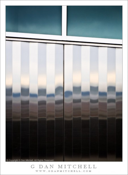 Color structures – urban and abstract photos from G Dan Mitchell