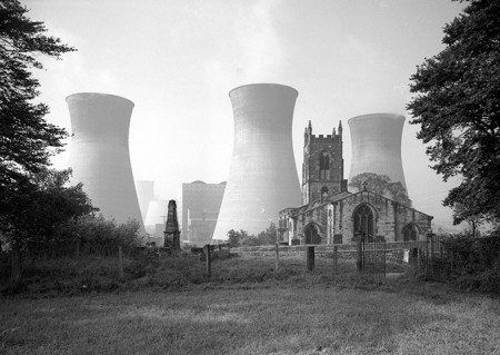 Eric de Maré's secret country – black and white photos of postwar English landscapes