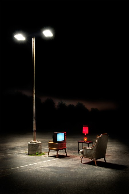 Feels like Home – photos of furniture, outdoors, at night…