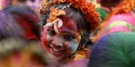 Holi, the Hindu festival of colors - photos from The Frame