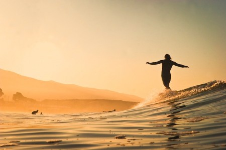 Surfers and seascapes – photos by Bryce Johnson