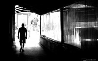 Photo blog photo: 'Walk out of the light'