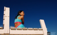 Photo blog photo: 'The young lifeguard'