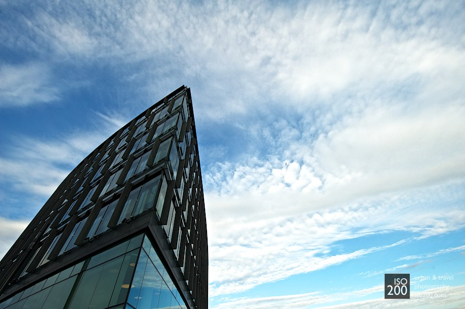 Photo blog post: 'Modern office building, Copenhagen'