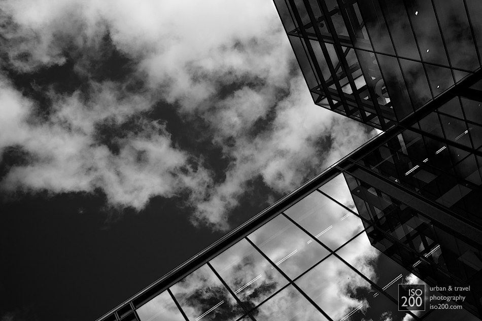 Photo blog post: 'Quartermile clouds'