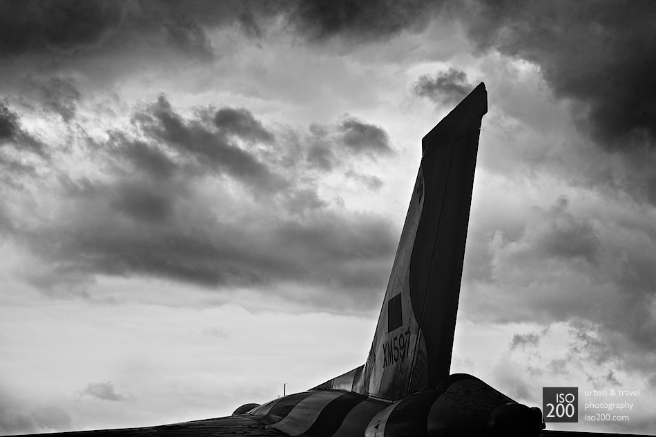 Photo blog post: 'Brooding Vulcan'