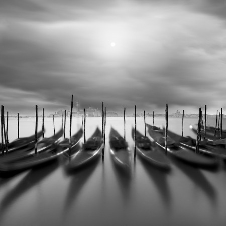 Black and white photography from Moises Levy