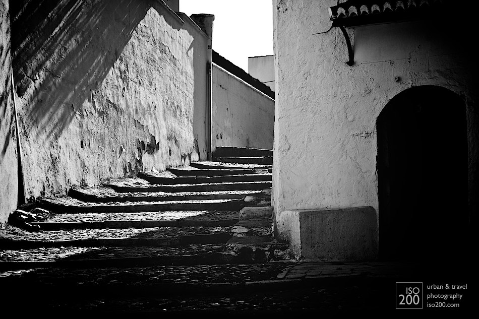 Photo blog post: 'Albaicin steps'