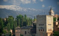 Photo blog photo: 'Alhambra view'