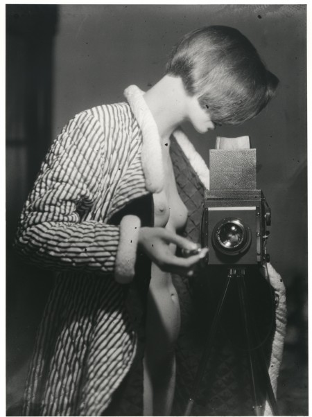 Mirrors, Masks and Spaces: self-portraits by female photographers in the twenties and thirties