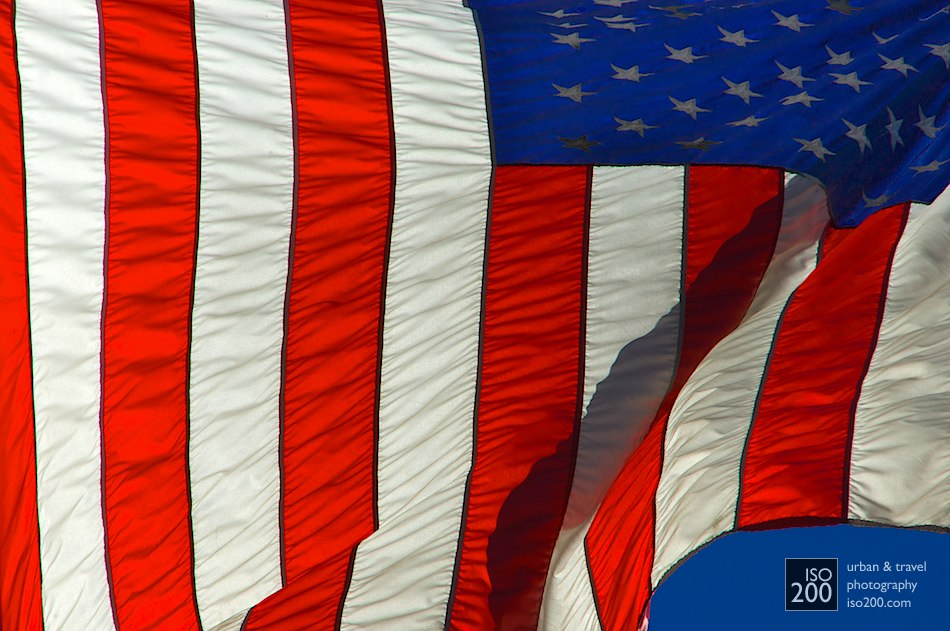 Photo blog post: 'Old Glory'