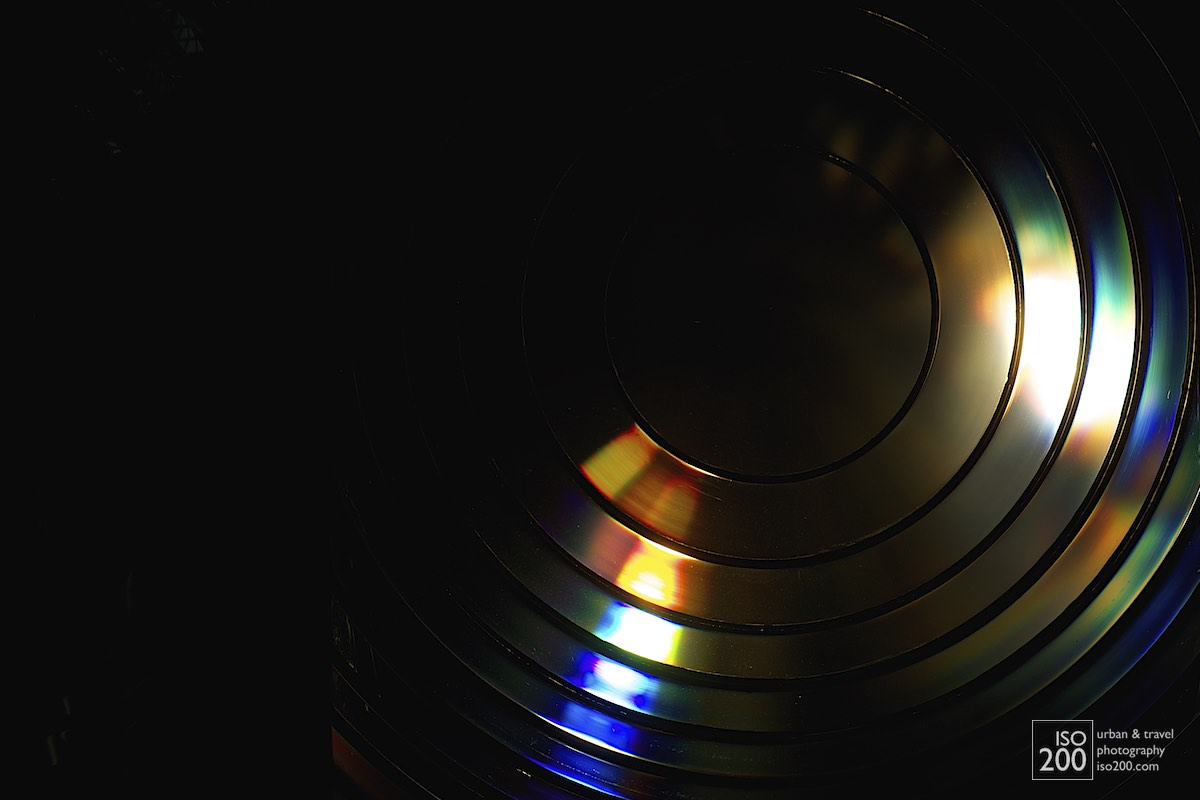 Photo blog post: 'Fresnel lens detail'