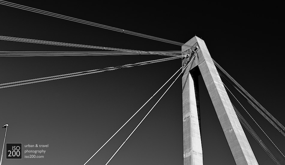 Photo blog post: 'Stavanger bridge'