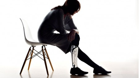 In pictures: 'Arty' artificial limbs