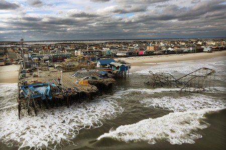 Superstorm Sandy, the aftermath – in pictures