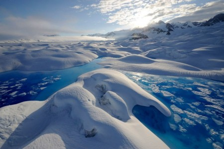 Photos from Chasing Ice, James Balog's chronicle of melting polar glaciers