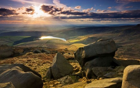 Britain's most beautiful sunrises and sunsets
