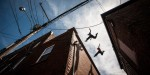 Andy Day: Documenting the high-flying world of parkour (PHOTOS).