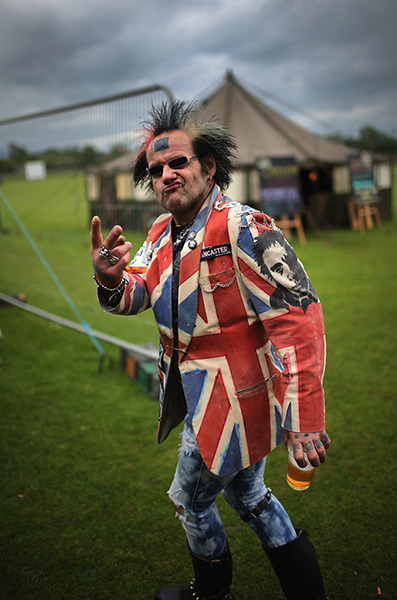 The Nice N Sleazy punk music festival – in pictures