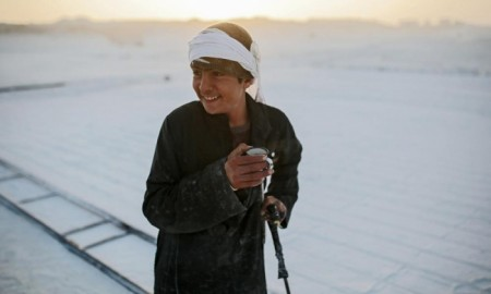Desert quarry workers of Egypt – in pictures