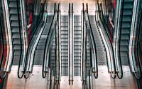 Photo blog photo: 'Up and down and up and down'