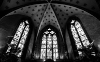 Photo blog photo: 'Kortrijk Church'