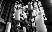 Photo blog photo: 'Candelabra, Sint Maartenskirk'