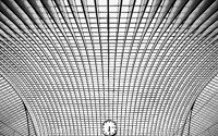Photo blog photo: 'It is time – Liege-Guillemins'