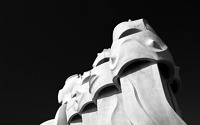 Photo blog photo: 'Gaudi rooftop – Casa Mila'