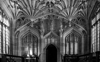 Photo blog photo: 'Oxford ceiling tracery'